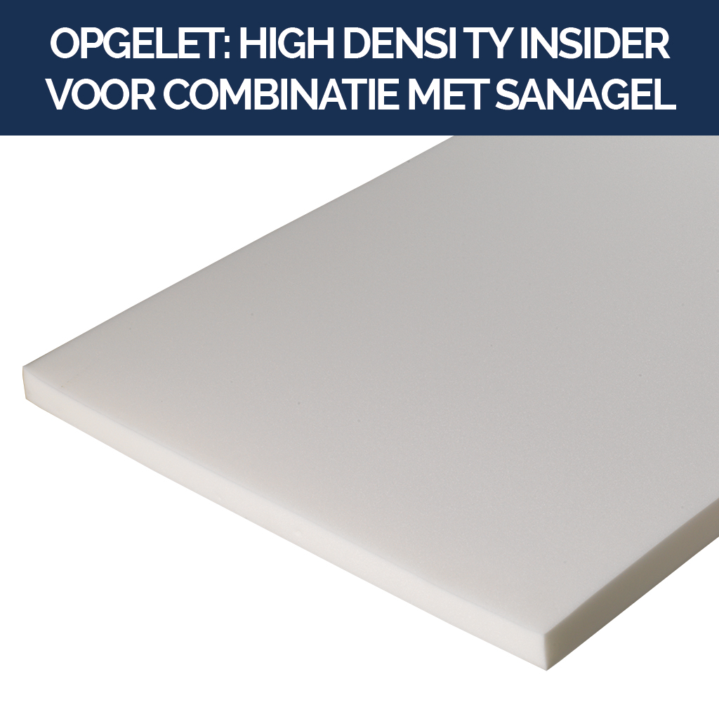 Insider HD (voor Sanagel matras)